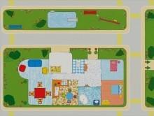 Tarkett Design 1577   Pvc Yer Döşemesi   İşyeri Ve Ev Tipi